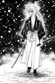 """""""Rurouni Kenshin"""" - Kenshin Himura"""