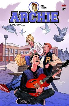 Archie (Vol. 2)  #2 Cover E