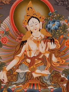 Thangkas are sacred Buddhist paintings that date back to the eleventh century. Often painted by monks, they reflect the spiritual aspirations of one of the most extraordinary civilizations on the planet.