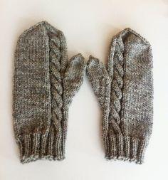Kerältä purkautuneita: Joululahjoja #1 Gloves, Winter, Handmade, Winter Time, Hand Made, Winter Fashion, Handarbeit
