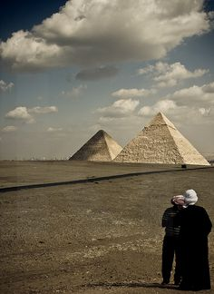Egypt, Mostly for the pyramids.