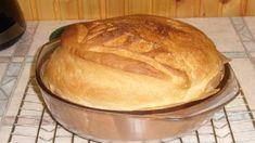 55 ft-ból készíthető el ez a kenyér - receptel! My Recipes, Bread Recipes, Cooking Recipes, Croissant Bread, Bread Dough Recipe, Romanian Food, Hungarian Recipes, Hungarian Food, Bread And Pastries