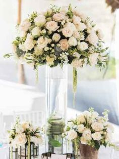 281 best Wedding Tall Centerpieces images on Pinterest in 2018 ...