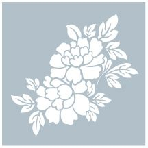 Shop paper craft stencils & embossing tools from the world's largest selection of paper art crafting supplies at Simon Says Stamp. We have the widest variety and selection of stencils & embossing crafting tools. Wall Stencil Patterns, Stencil Painting, Painting Patterns, Fabric Painting, Printable Stencil Patterns, Fabric Paint Shirt, Stencil Wall Art, Design Floral, Paisley Design