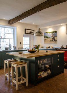 artistic kitchen