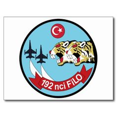 Turkish Air Force 192 Squadron