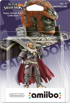 Ganondorf #amiibo to release in June