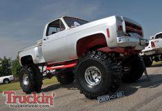 old lifted trucks Lowered Trucks, Dually Trucks, Chevy Pickup Trucks, Lifted Chevy Trucks, Classic Chevy Trucks, Gm Trucks, Chevrolet Trucks, Cool Trucks, Diesel Trucks