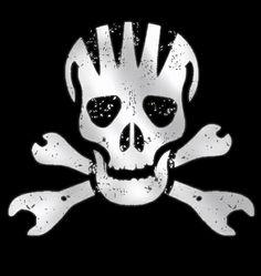 Reflective Skull T-shirt from Mellow Johnnys! f7561ca20
