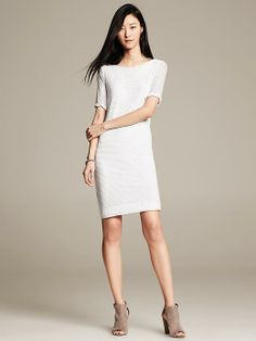 Perforated Dress Product Image
