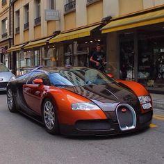 Bugatti Veyron  Follow @Bug_Motorsports  Freshly Uploaded To www.MadWhips.com  Photo by @marcocarphotography