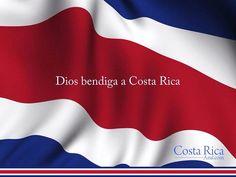 Dios bendiga Costa Rica