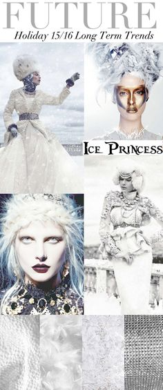 TREND COUNCIL HOLIDAY 2105 - ICE PRINCESS