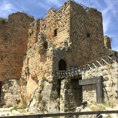 el castillo de Ajloun2