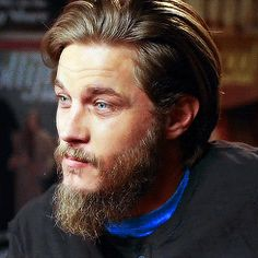 """When his hair was so beautiful it nearly made you weep. 
