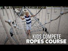 KIDS NINJA WARRIOR | Kids Compete!