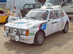 494 Talbot Samba Gp. B Rally car (1983)