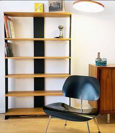 Bibliothèque Wilhelm Kienzle, Embru, Suisse, 1930 Shelving, Bookcase, Design, Home Decor, Switzerland, Shelves, Decoration Home, Room Decor