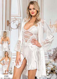 Wedding Night Lingerie, Bridal Lingerie, Women Lingerie, Pyjama Satin, Satin Sleepwear, Nightwear, White Satin Blouse, Silk Chemise, Sequin Prom Dresses