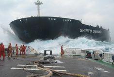 Photo of Collision Between Freightliner Shinyo Sawako and Fishing Boat Lurongyu 2177