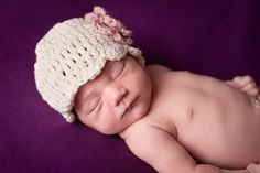 Crochet a Beanie for Your Baby with This Easy, Free Pattern