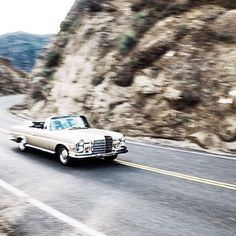 It's the weekend….. time for some fun with the top down!  www.whiteandco.com.au