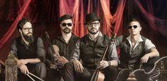 Django 3000 - Mit neuer CD Bonaparty live ab Januar 2015