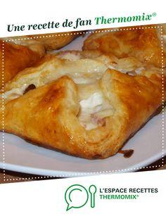 Panier feuilleté par Emeria. Une recette de fan à retrouver dans la catégorie Tartes et tourtes salées, pizzas sur www.espace-recettes.fr, de Thermomix<sup>®</sup>.