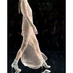 """THANK YOU ALL!  Balmain hit n.1 spot for most instagramed show during Fashion month. RG @Evachen212 - #KateGrigorieva walking the Balmain SS16 runway. #BALMAINARMY"" Photo taken by @balmainparis on Instagram, pinned via the InstaPin iOS App! http://www.instapinapp.com (10/14/2015)"