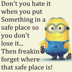 Here are the best funny minion quotes ever! Everyone loves minions and these hilarious minion quotes will put a smile on your face! Funny Minion Memes, Minions Quotes, Funny Relatable Memes, Funny Texts, Funny Jokes, Minion Sayings, Hilarious, Cute Minion Quotes, Minion Humor