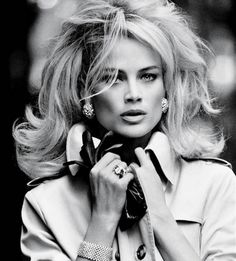 Carolyn Murphy photographed by Daniel Jackson for WSJ, December 2012
