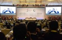Jokowi Desak OKI Berperan Selesaikan Konflik Palestina