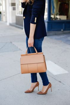 Tory Burch bag.