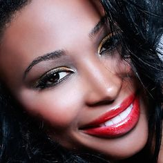 Nana Meriwether (Miss USA 2012) loves Younique. See what shades Nana is wearing. #NanaMeriwether  www.YouniqueByKat.com