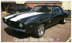 Classic 1967 Camaro Restoration project here at Quarter Mile Muscle.   #Camaro #Fistgencamaro #Restoration