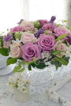 Floral Arrangement ~ roses