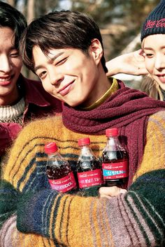 others – star media :: Park Bo Gum :: / page 6 Korean Celebrities, Korean Actors, Celebs, Park Bo Gum, Winter Photos, Coca Cola, Actors & Actresses, Fangirl, Singer