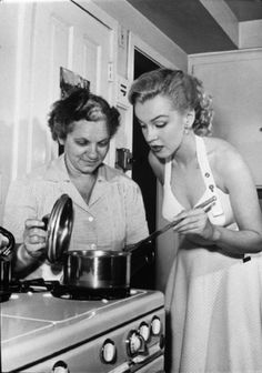Old Hollywood Recipes