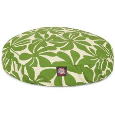 Majestic Pet - plantation medium round dog bed    #dogs #dogbed #majesticpet #pets #pethealth #bed #doglovers #dogmom #outdoor #plantation