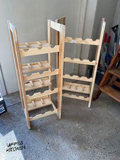 Ordning i vinkällaren » Sevendays Ladder Decor, Home Decor, Decoration Home, Room Decor, Home Interior Design, Home Decoration, Interior Design