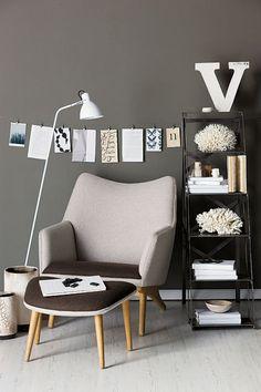 Rosa's Inspiration: Industrial style interior design