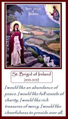 280 Best Blessings of Brigid images  52c3ec29c0fb0