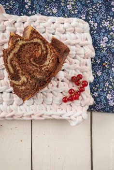 The Sweetest Taste: Bundt cake marmolado / Marbled bundt cake