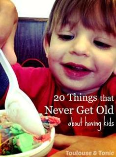 20 Things that Never