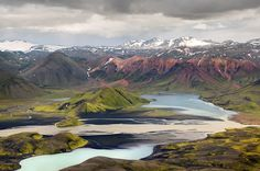 Iceland Plateau Photography by Victoria Rogotneva