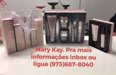 Hey I'm selling Mary Kay Products. For more information call or text (973)687-8040. Estou vendendo produtos Mary Kay. Pra mais informações ligue ou mande mensagem para (973)687-8040