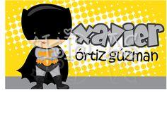 Batman kid #stickerpararegalos #maskideas