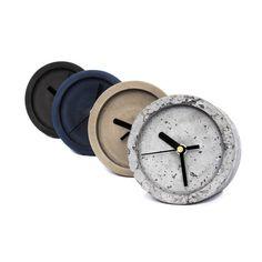 IVANKA-CONCRETE : Table Clock | Sumally