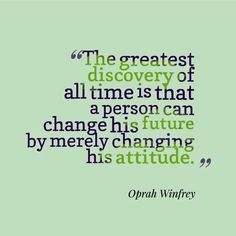 She is generous with her knowledge , heart and experiences ........Oprah is not perfect but she is real !