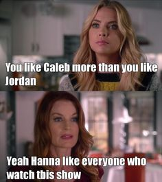 TVShow Time - Pretty Little Liars S06E18 - Burn This Pll Quotes, Pll Memes, Liars Quotes, Preety Little Liars, Hanna Marin, Hanna Pll, Do You Miss Me, Pll Season 2, Best Shows Ever
